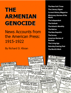 books genocide education project reporting of the genocide included are photographs maps and official documents including the turkish military tribunal of 1918 that found turkey s